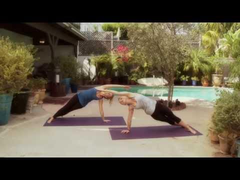 Pilates & Yoga Workout | Zuzka Light & Lorna Jane | Episode #3