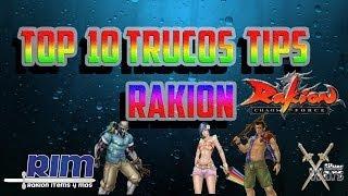 Rakion Latino Trucos Tips Top 10 Primera Parte 2014