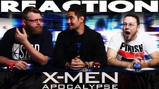 X-Men: Apocalypse Final Trailer REACTION!!