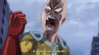 One Punch Man, Thánh Saitama 1 Hít Đập Chết Cấp Demon
