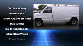 2000 Ford E-350 Super Duty Commercial