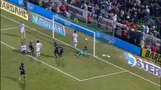 Santos vs Monterrey 3-2 Final Ida Apertura 2010