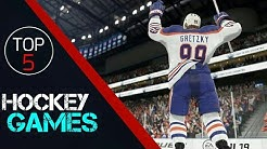 TOP 5 hockey games for Android and IOS