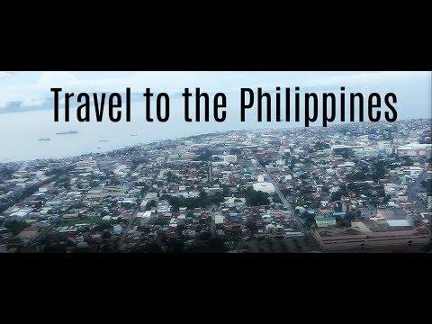 Travel to the Philippines 2017 (Florida-NY-Taiwan-Manila-Davao) - Travel Vlog