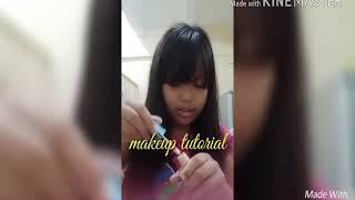 Simple make up tutorial