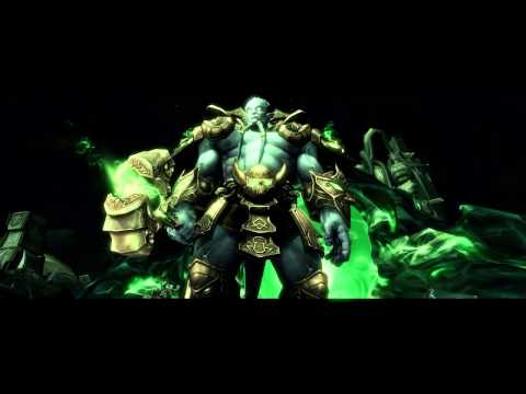 Archimonde [Doom Has Come To This World] - World of Warcraft voice