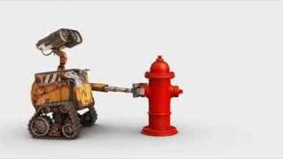 Video WALL•E  | Fire Hydrant | Official Disney Pixar UK download MP3, 3GP, MP4, WEBM, AVI, FLV September 2018