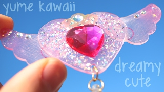DIY Shrink Plastic Magical Heart Wing Necklace [Sophie & Toffee Subscription Box]
