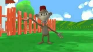 un dia a mi casa un mono llego - Musica para niños