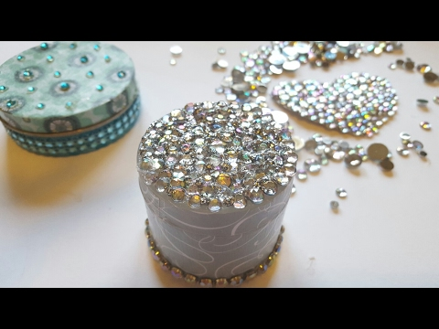 diy-rhinestone-bling-jewelry-container-|-upcycled-crafts