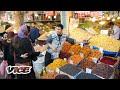 Tehran: The Grand Bazaar & Bustling Street Food
