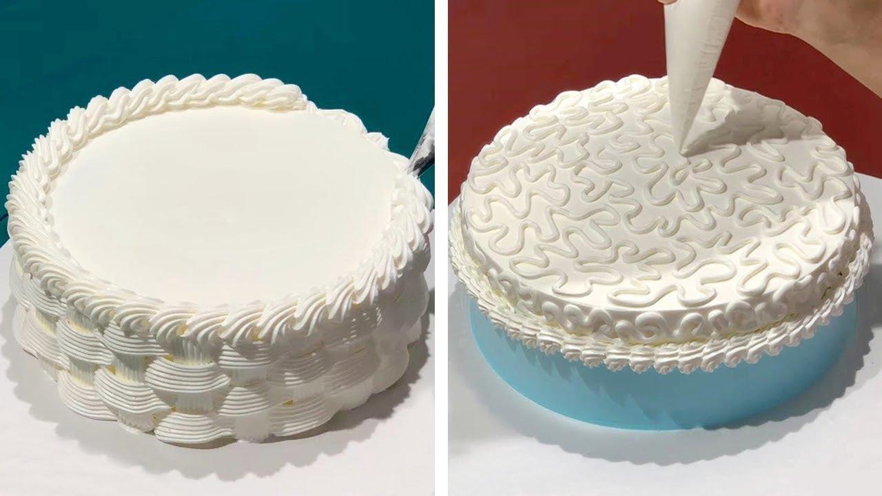 Easy Cake Decorating Tutorials Like a Pro   So Yummy Chocolate Cake Recipes   Cake Art Design