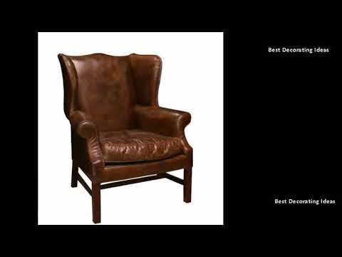 leather-wingback-chair---antique-leather-wingback-chairs-for-sale|-stylish-modern-interior
