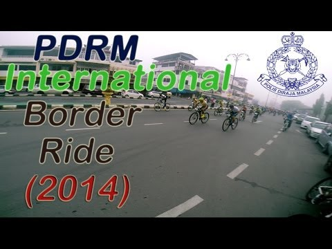 GoPro : ROCAS - PDRM International Border Ride (2014)