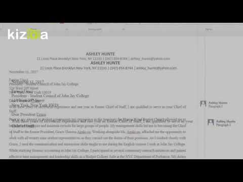 Kizoa Movie Video Slideshow Maker How To Write A Cover Letter