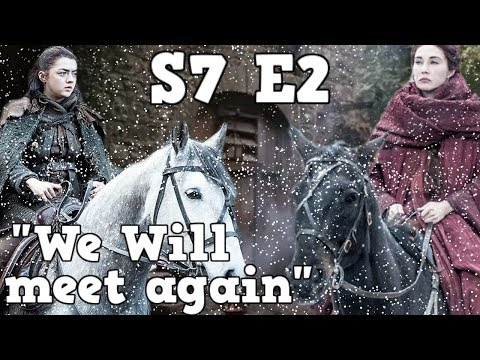 Bloody Reunions | Game of Thrones Season 7 Episode 2 Preview