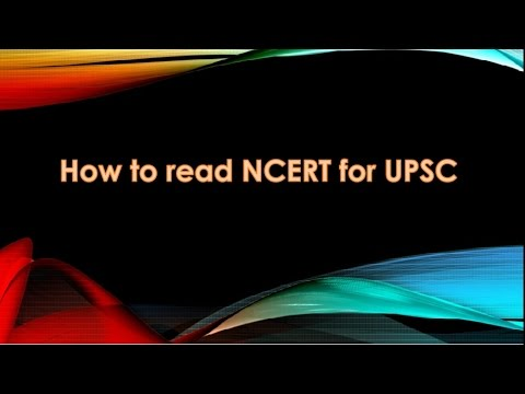 How to read NCERT and Basic Books
