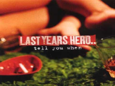 Last years hero - Drowning