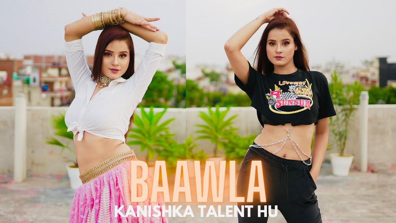 Download BAAWLA Dance Cover | Badshah Dance Cover By Kanishka Sharma | Kanishka Talent Hub