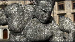 Photoshop: How to Transform Someone into a STONE STATUE