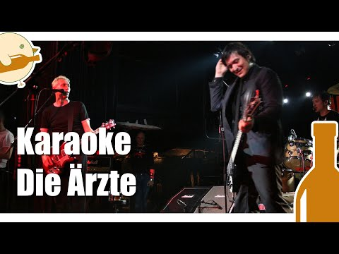 Die Ärzte - Junge (Karaoke-Version)