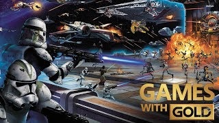 Star Wars Battlefront 2   Games With Gold