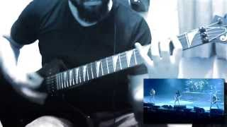SLAYER - Hallowed Point (Guitar Cover)  ]] Kerry King Line Cover [[