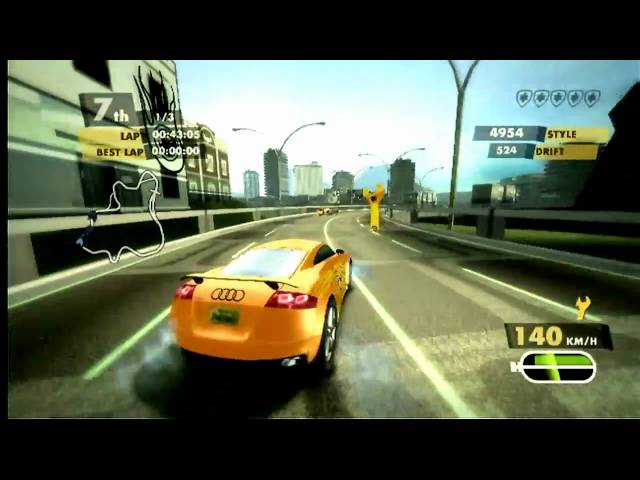 [Wii] Need For Speed - Nitro