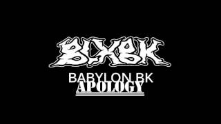 Babylon BK Apology LP 2017