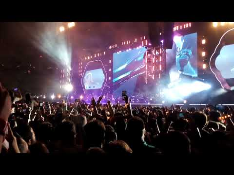Coldplay - Fix You - Estadio Único 15/11