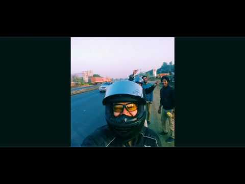 Lohgad trip bike ride - Royal Enfield Himalayan and Apache RTR 200 4V