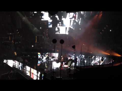 """Muse """"Follow Me"""" and """"United States of Eurasia"""" Live in Las Vegas March 17, 2013"""