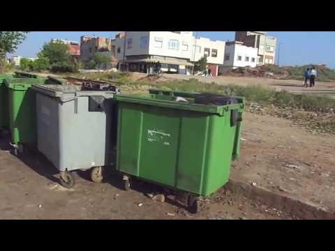 فضيحة حيّ البساتين مكناس المغرب -2017- Scandale des routes à Meknes el bassatine Maroc