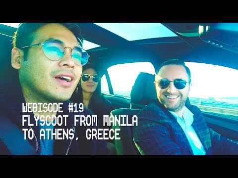 MANILA to ATHENS via Scoot (My first European Trip) - Nognog in the City