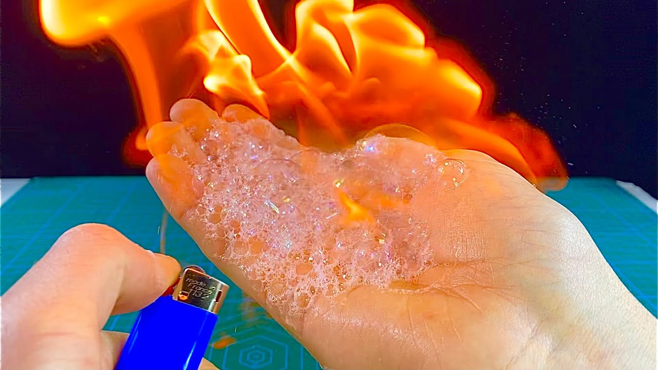 10 Crazy Science Experiments From Inventor 101