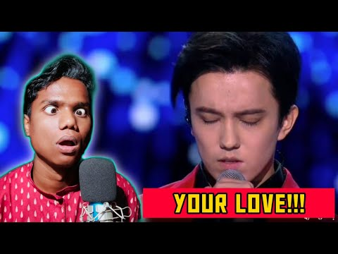 Dimash Kudaibergen - Your Love (премьера/Premiere) | HONEST REACTION from a singer [NEW 2020]