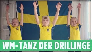 """Put your hands up for Sweden"" - Virales des Tages - WM 2018"