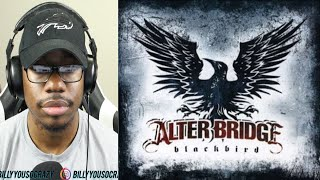 Alter Bridge - Blackbird REACTION!