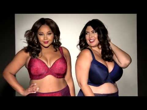 The Reimagined Butterfly Bra   ASHLEY STEWART PLUS SIZE BRA COLLECTION