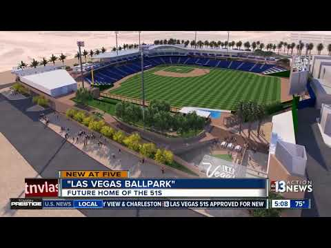 New Las Vegas 51s baseball stadium is coming to Summerlin