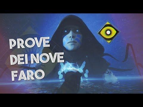 DESTINY 2 - PROVE DEI NOVE (PRIMO FARO IN LIVE)