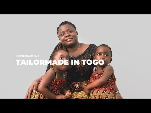 Tailor made in Togo