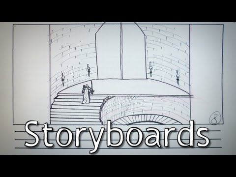 How to use Storyboards