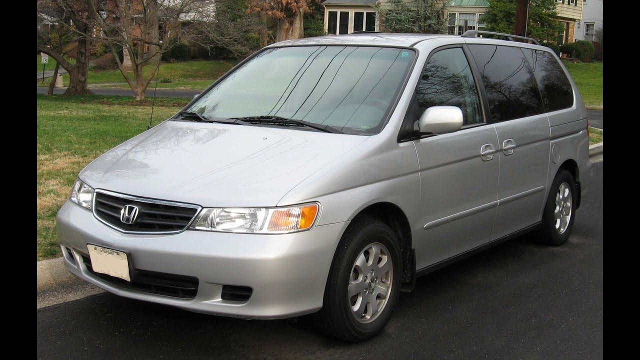 2002 Honda Odysses Alternator Replacement