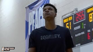 Nightrydas Elite 6'10 PF Isaiah Todd Highlights from the Peach Jam!