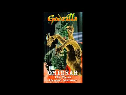 Ghidorah, the Three-Headed Monster Dissected