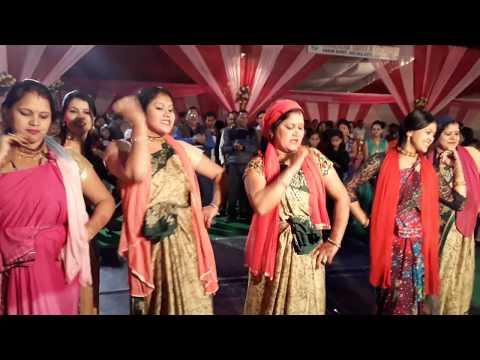 Fyoladiya dance performance | Gadwali Song | Fyoladiya song by Kishan Mahipal