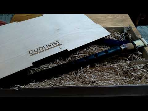 Отзыв 23. Покупка армянского дудука у проекта DUDUKIST