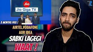 Jio Giga TV Set Top Box | 3 Months Free [HURRAY!]