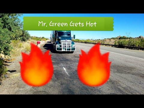 Mr. Green Gets Hot #459-17